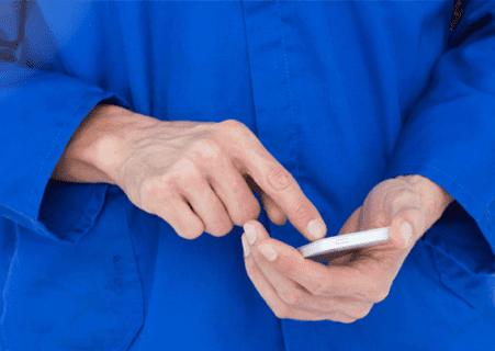 Мобильное приложение для мастера ЖКХ